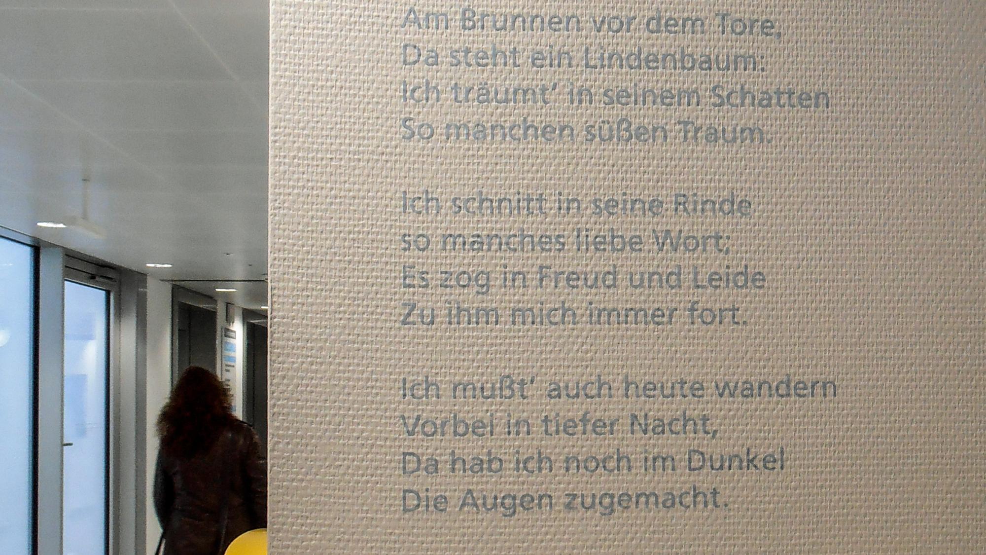 Sonya Friedrich: Spital Olten Kunst am Bau