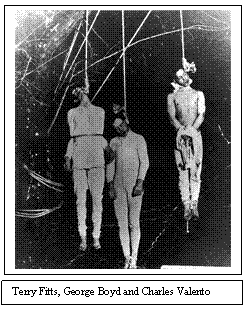 Image of the Last Lynching in Sonoma County.