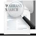 Warrant Search Icon
