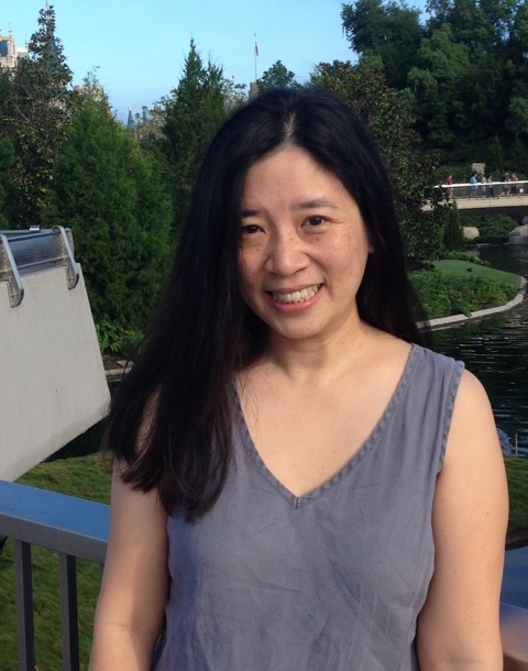 Picture of Dr. Louisa Wu.