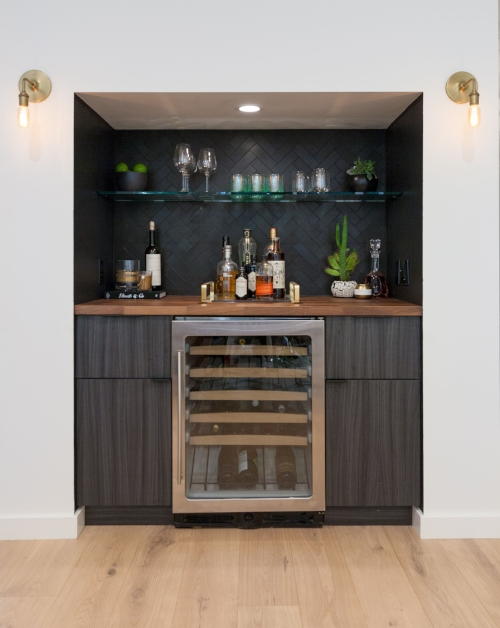 AFTER: Home Bar & Accessories