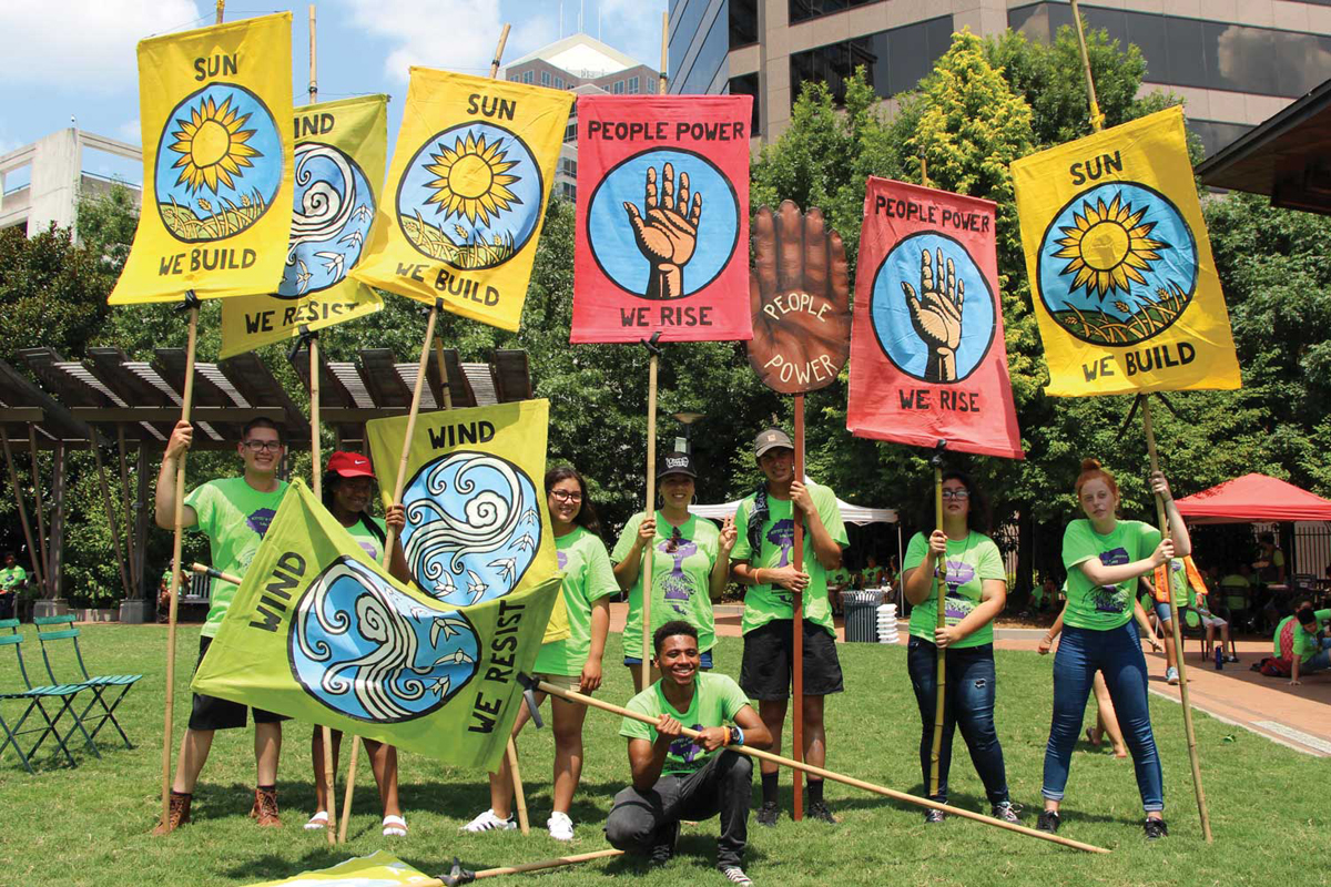 Young Food Justice Leaders Speak Out, Civil Eats