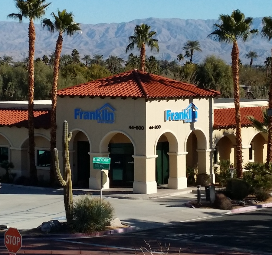 Franklin Loan Center Palm Desert CA