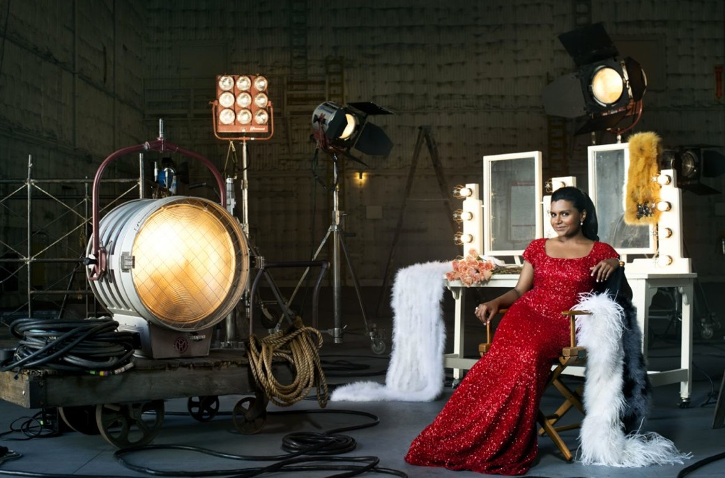 Entertainment Weekly  - Mindy Kaling