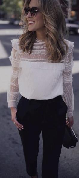 White-blouse-photoshoot