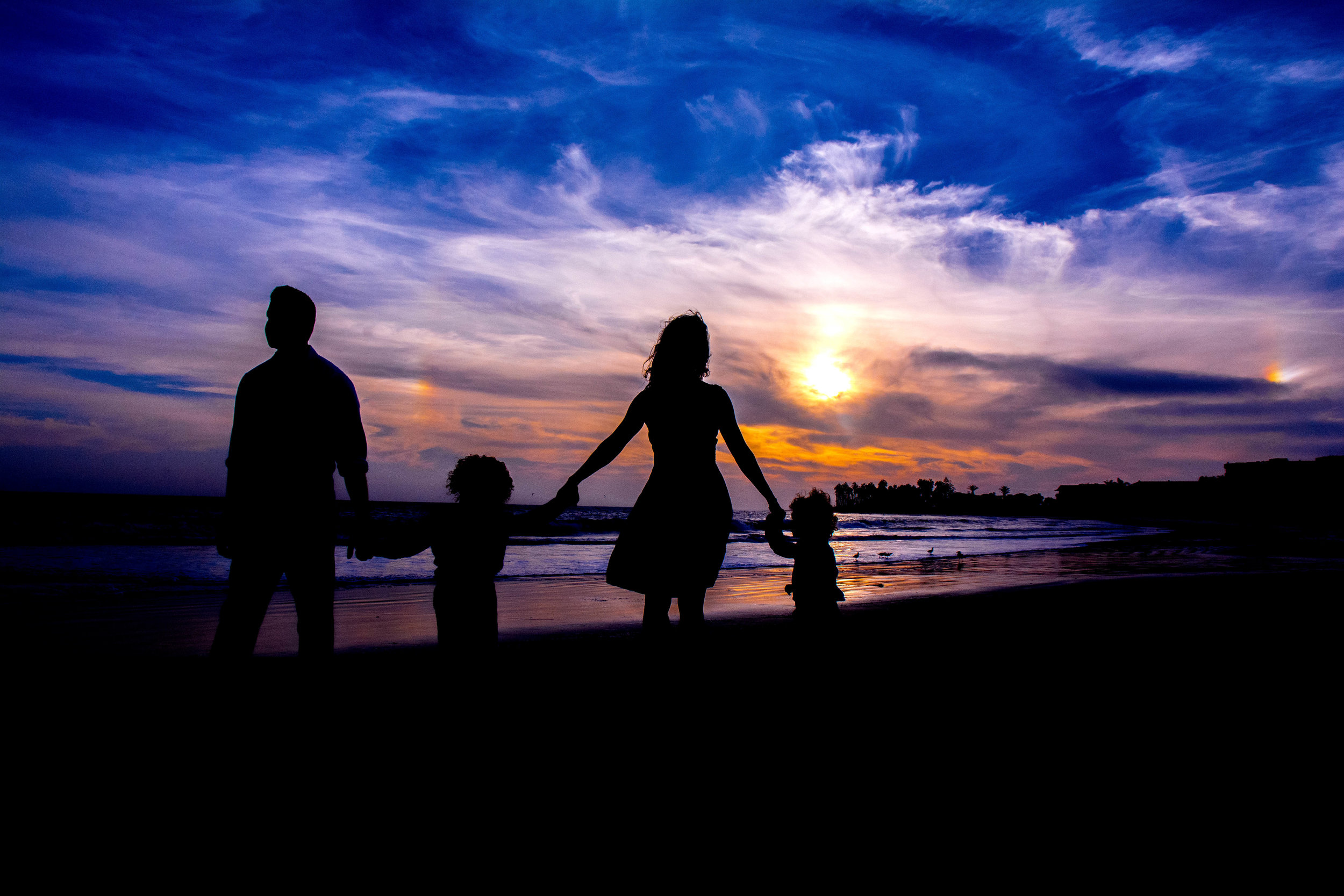 Family First - Ventura Beach, California