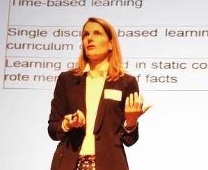 Julie Wilson, Founder & Executive Director of the Institute for the Future of Learning