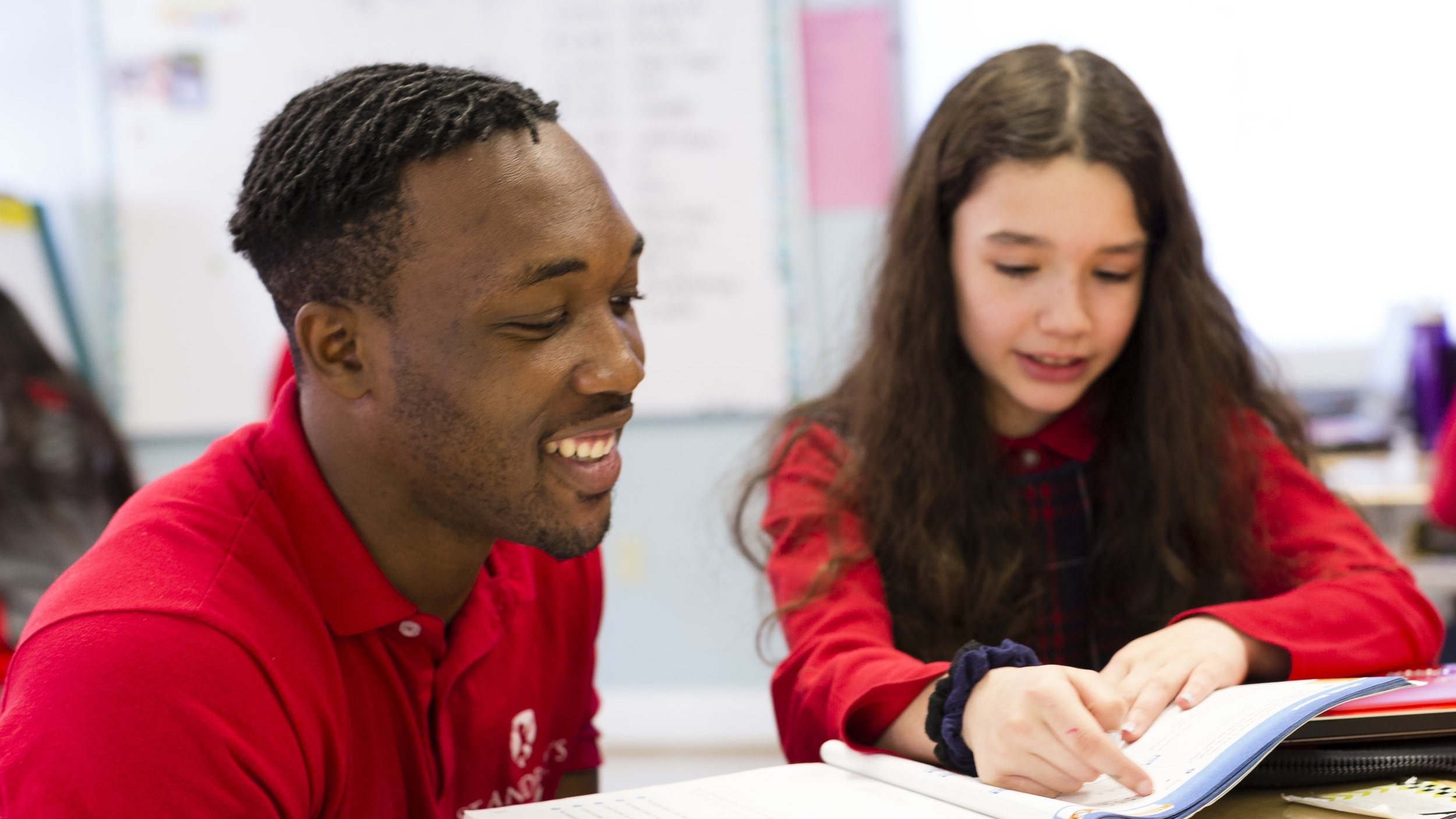 Impacting Learning at St  Andrew's — The Center for