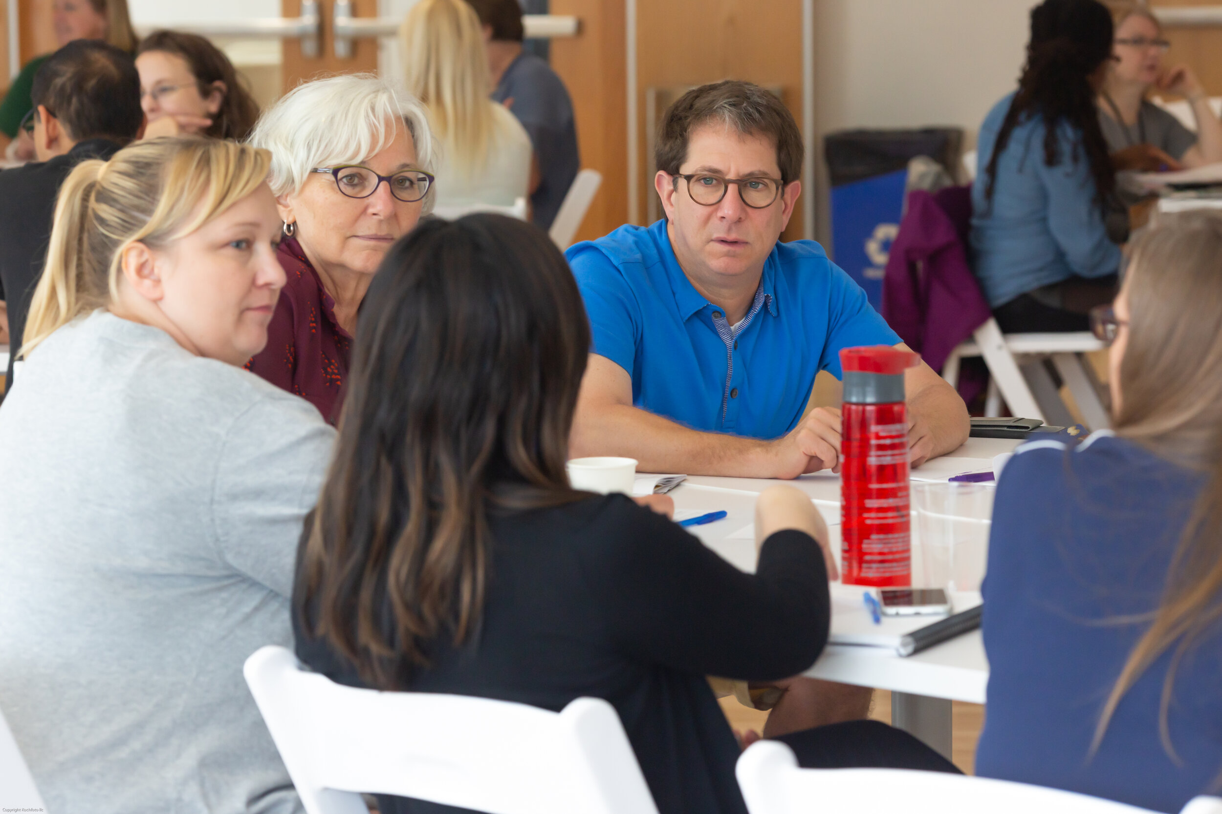 St. Andrew's teachers joined educators from around the country to take a deep dive into Mind, Brain, and Education Science (MBE) research at the CTTL's Science of Teaching and School Leadership Academy in July 2019.