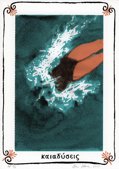 Diver (recto)