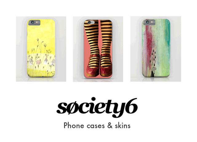 society6phonescases