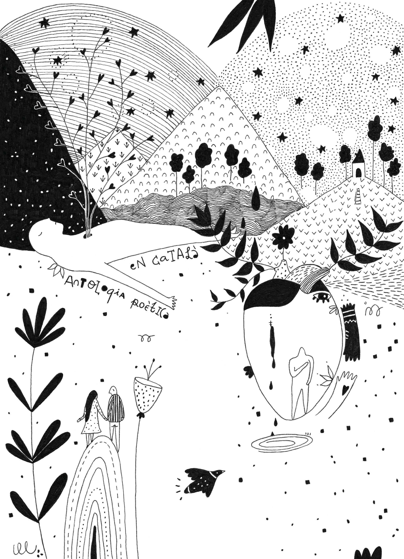 Ets tu,poesia - -illustration-