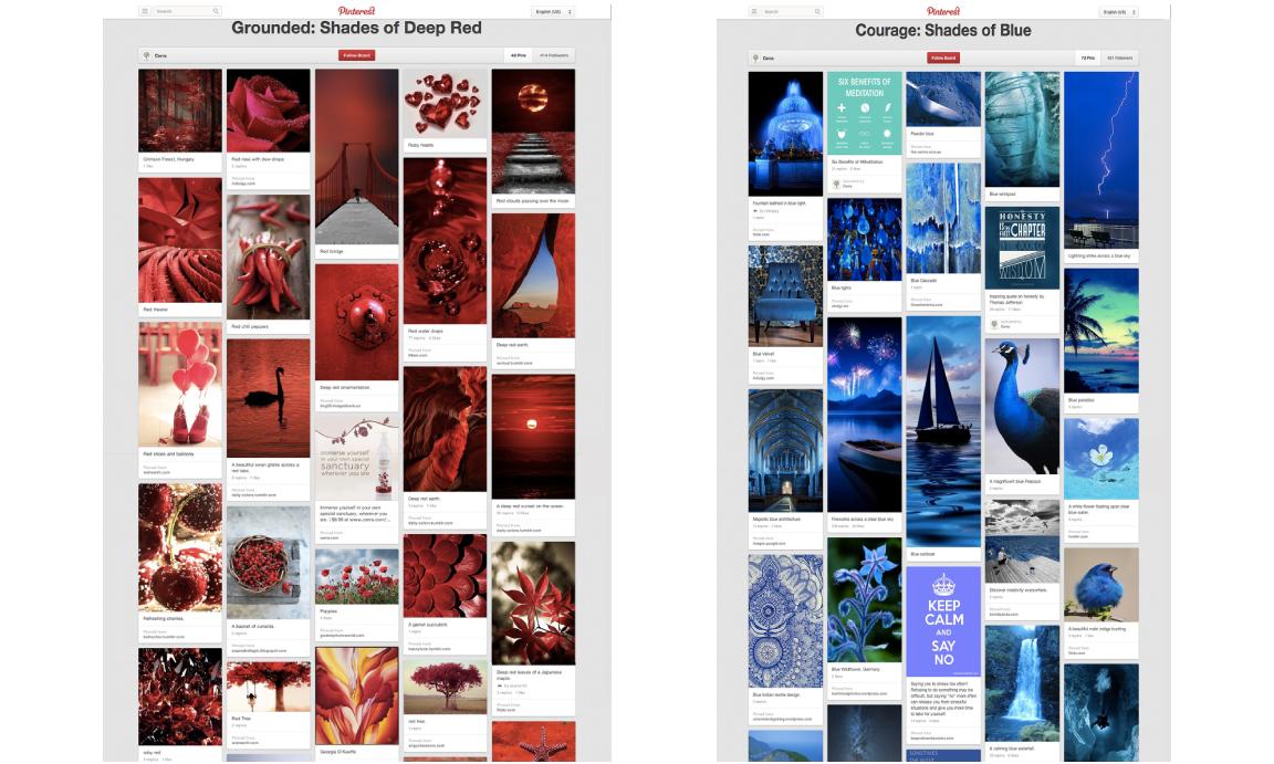 Social Media — Pinterest