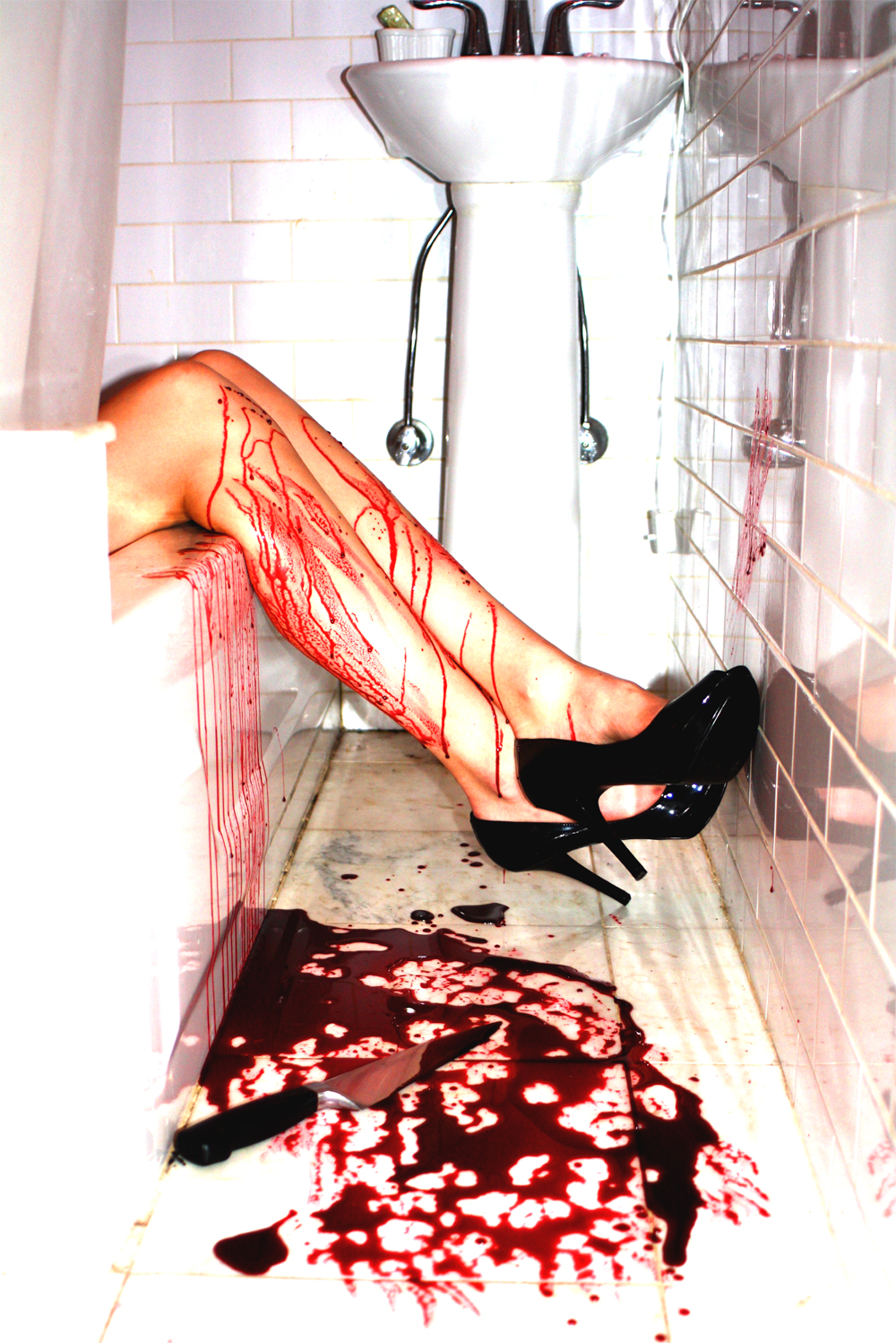 """Patrick Bateman's Guide To Style, 2012, Digital Photography, 26"""" X 35"""""""