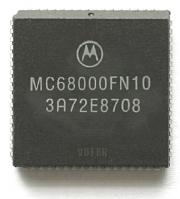 Motorola 68000 processor