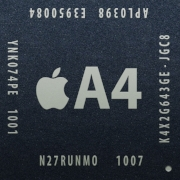 Apple A4 Processor from iPad 1