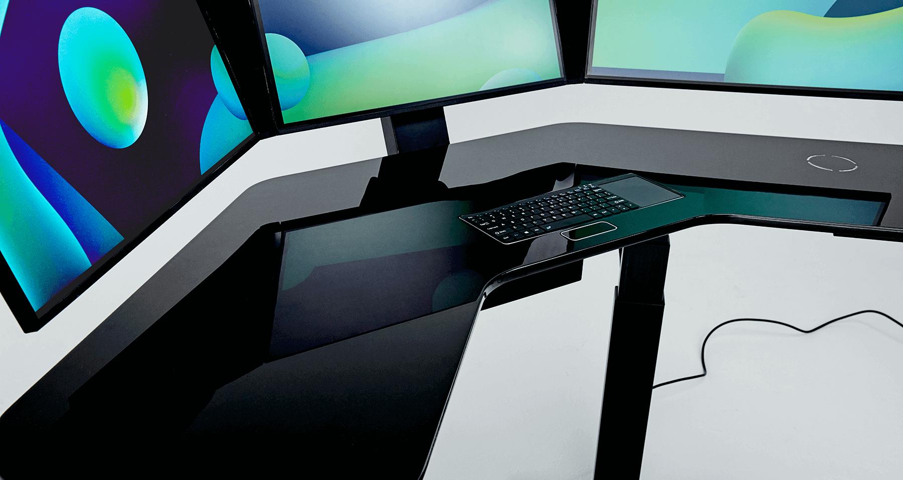 Cemtrex smart desk