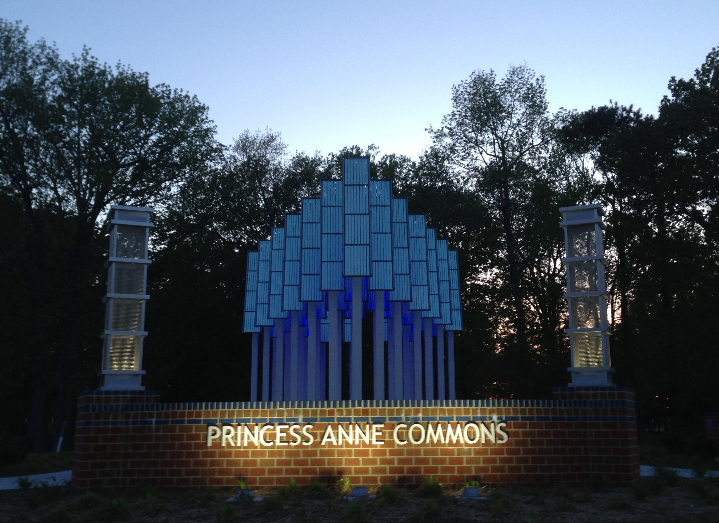 Princess Anne Commons Gateway