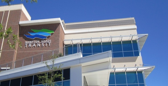 Hampton Roads Transit Southside Operations & Maintenance Facility Norfolk, VA Completed 2011