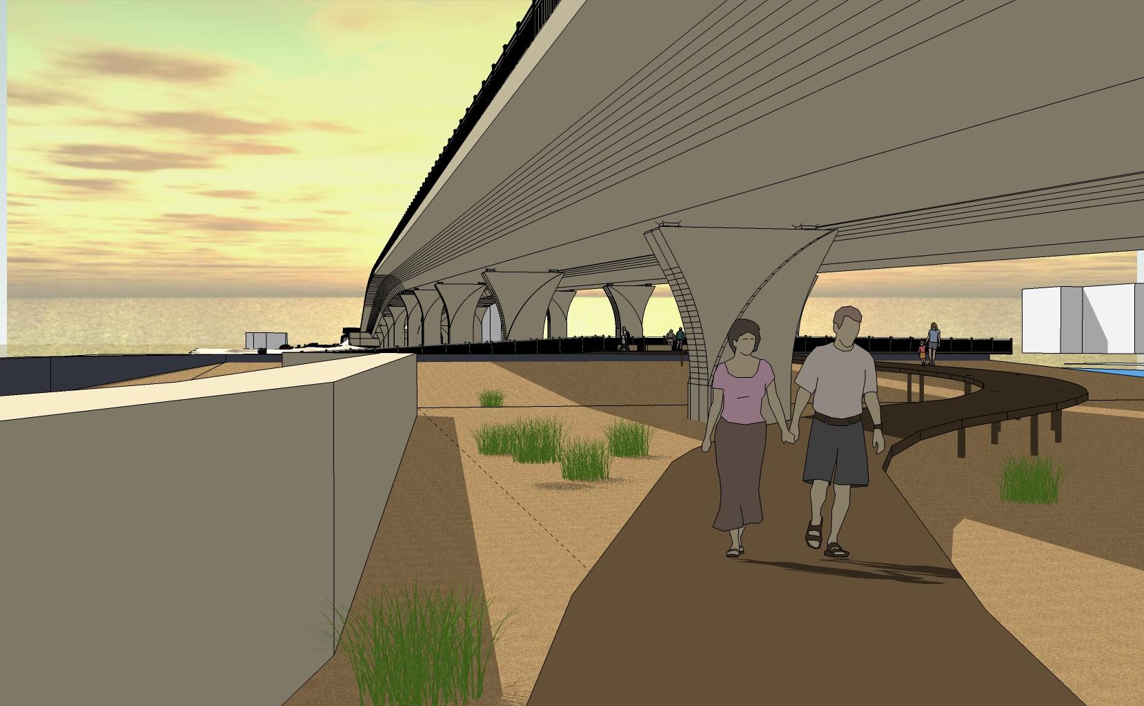 Lesner Bridge