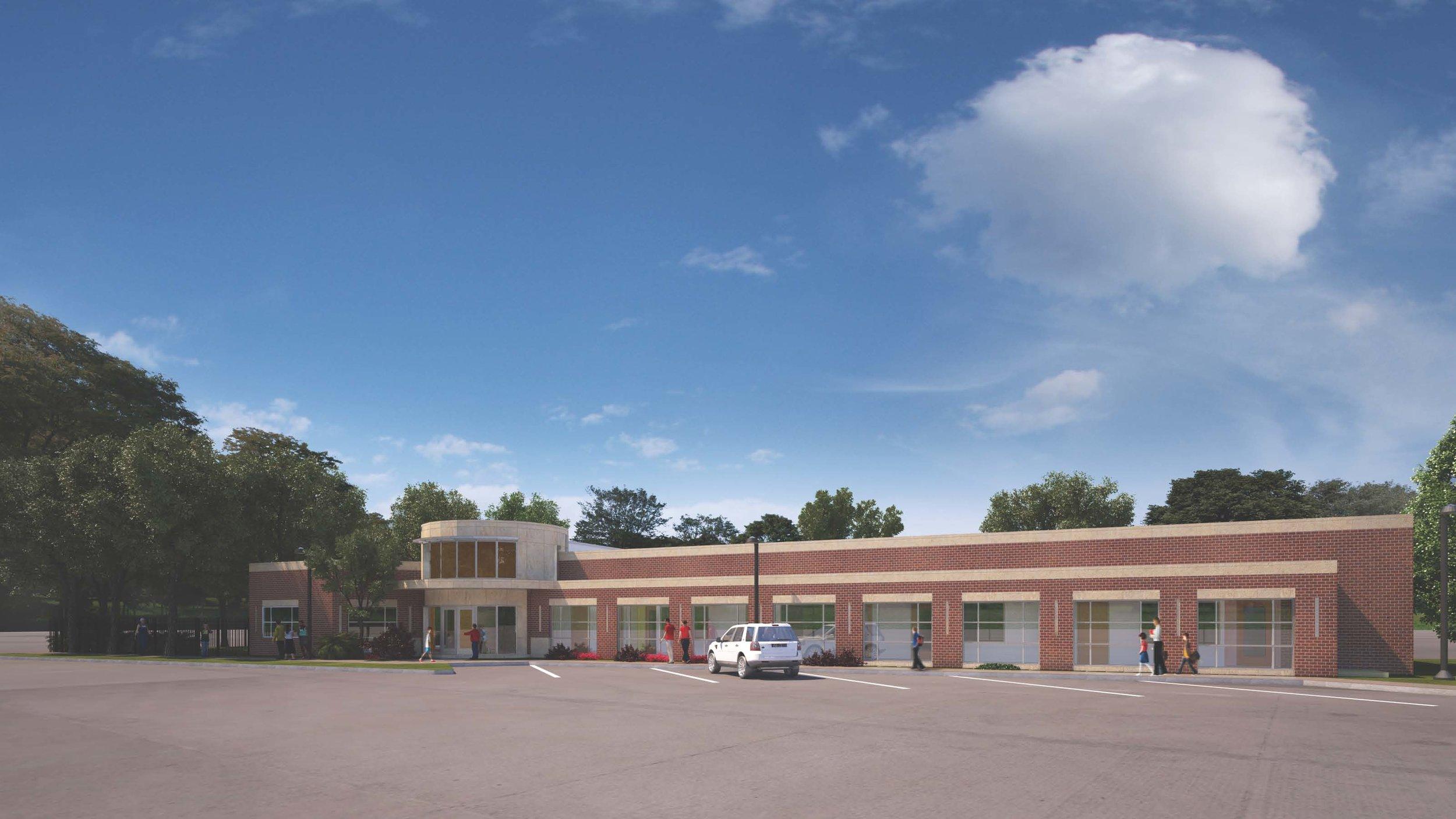 ODU: Child Study Center