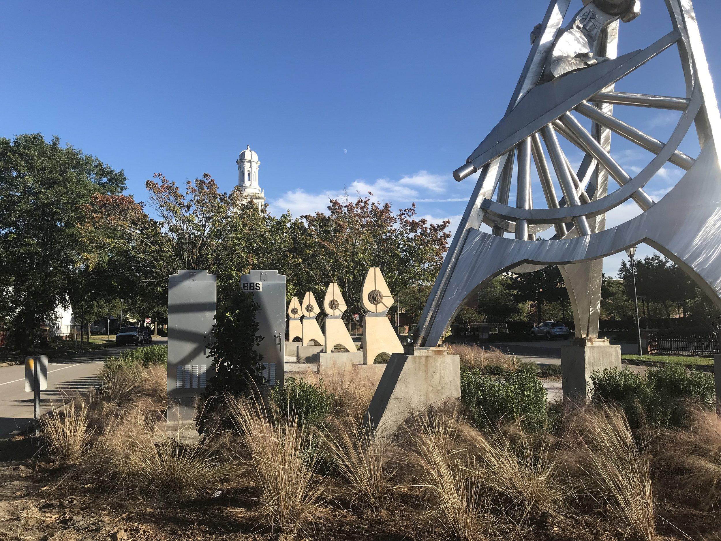 Church Street Sculpture