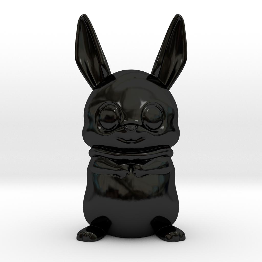 Gloss Black Ceramics