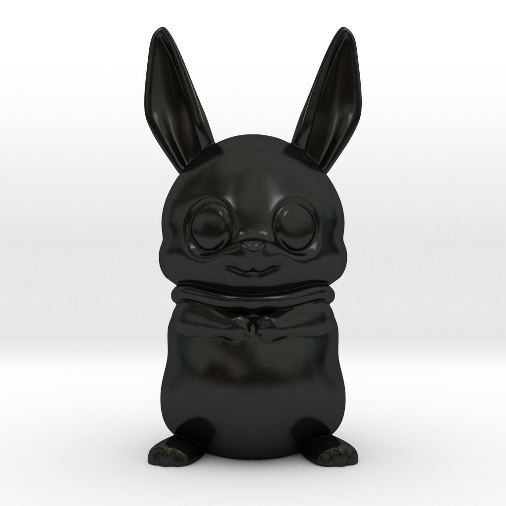 Satin Black Ceramics