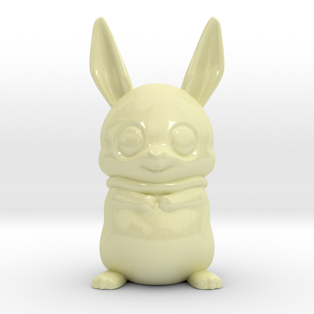 Pastel Yellow Ceramics