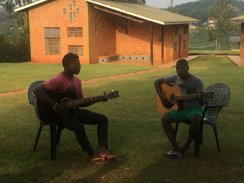 - Both these young men are extremely gifted in guitar and voice. They work hard to improve their gift. When they first arrived worship was seen as a part of what must be done as Christians. Now worship is a part of the love coming out of their hearts for their Father.