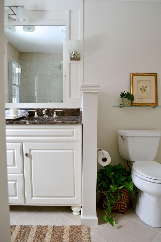 Avon Bathroom After