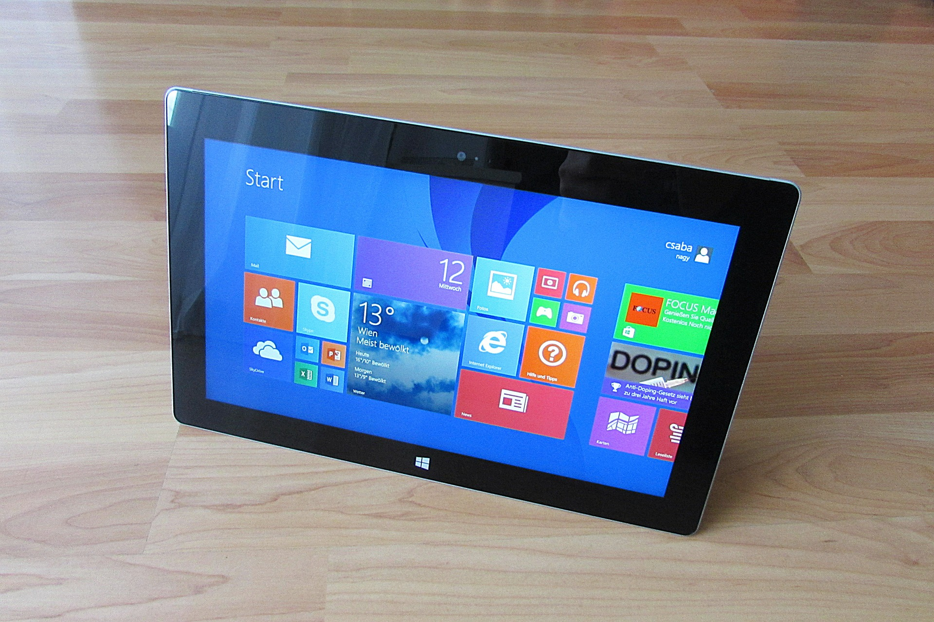 Microsoft aims to have ubiquity amongst all device platforms running Windows, by Windows 10.