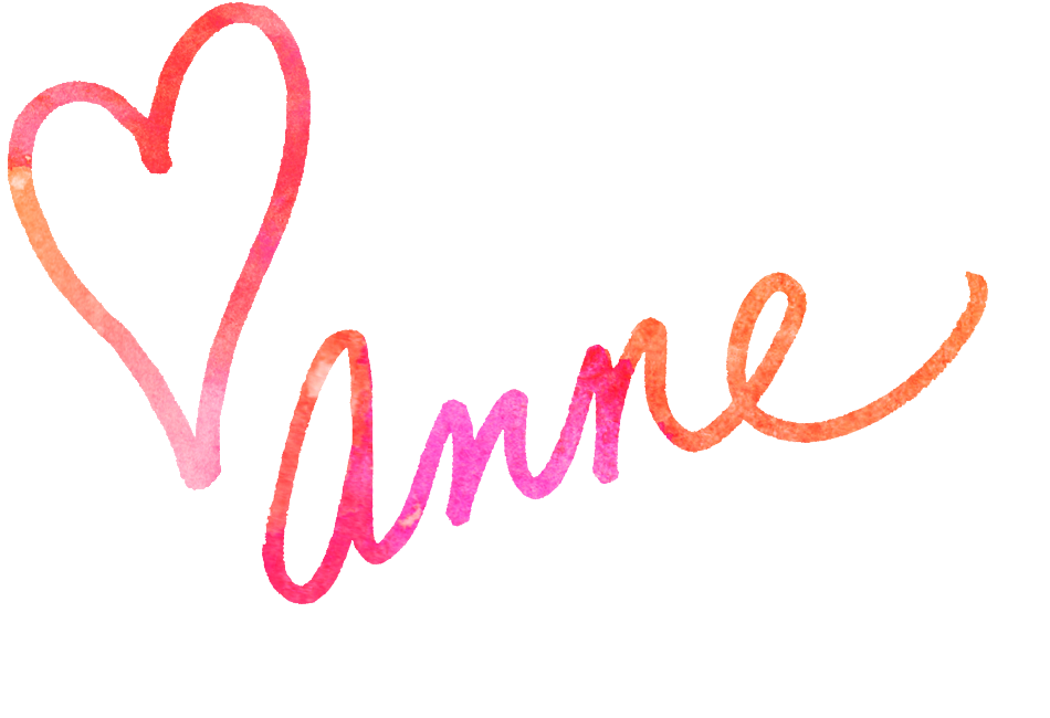 With Love from Anne