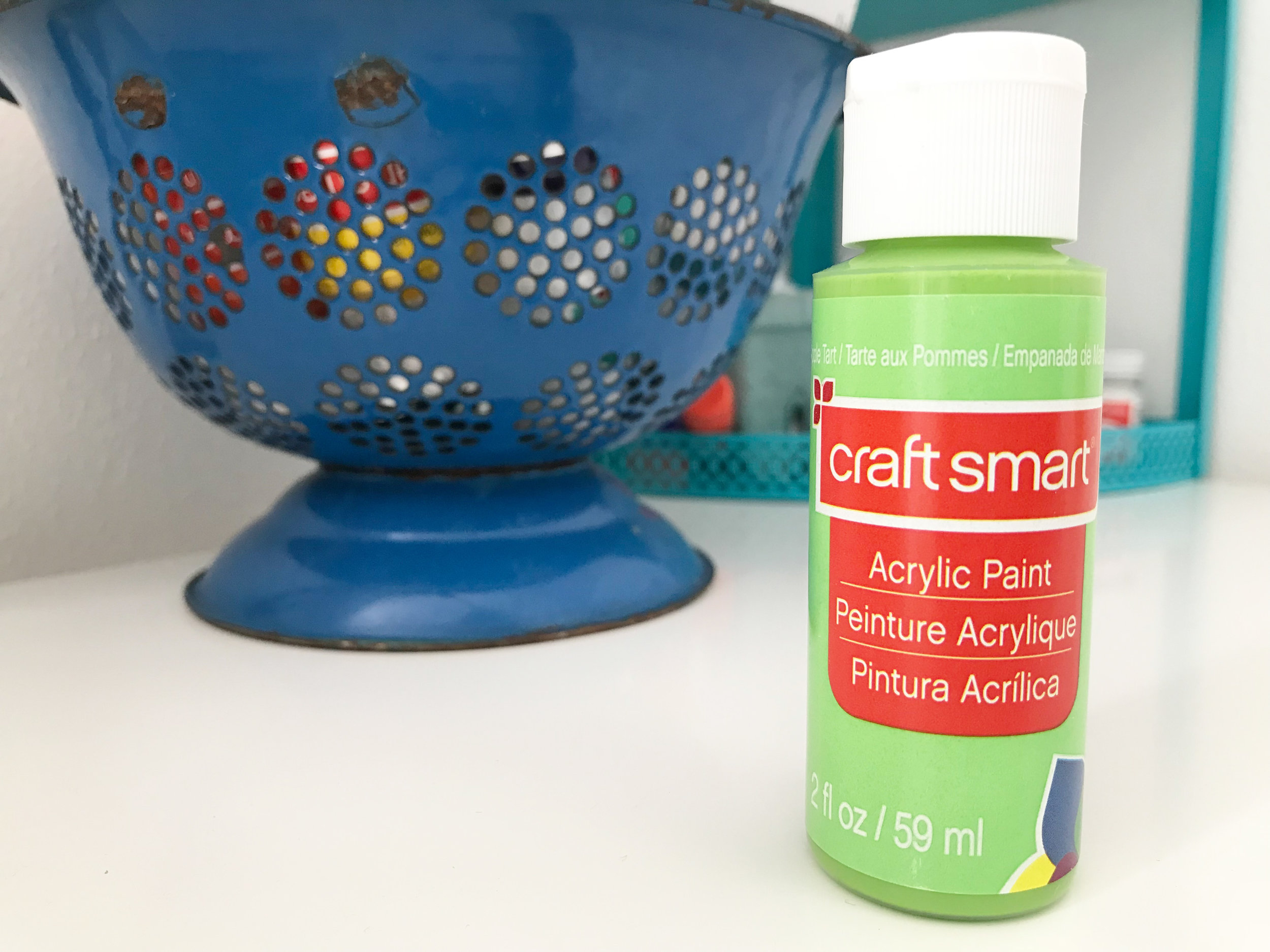 Craft Smart Paint is Available from Michaels