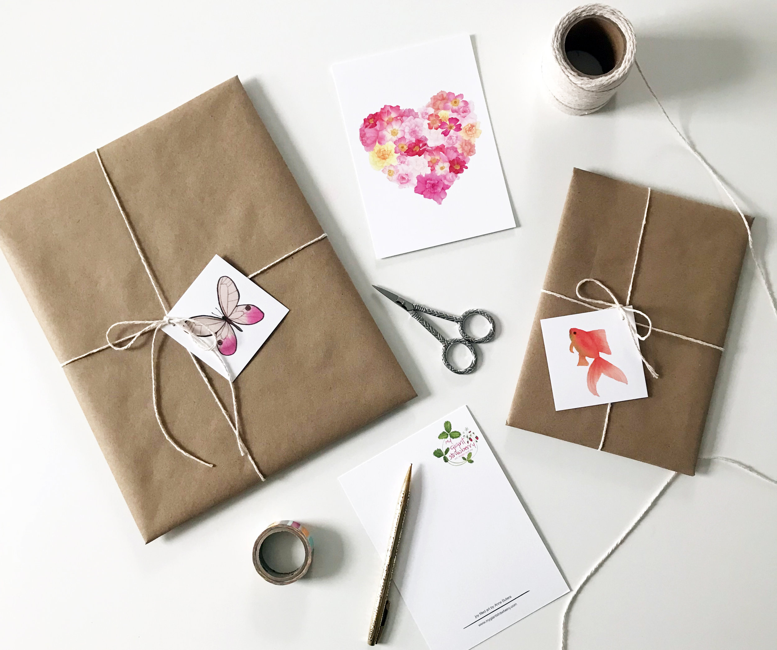 Wrapping Examples