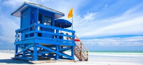Siesta Key beach Fl