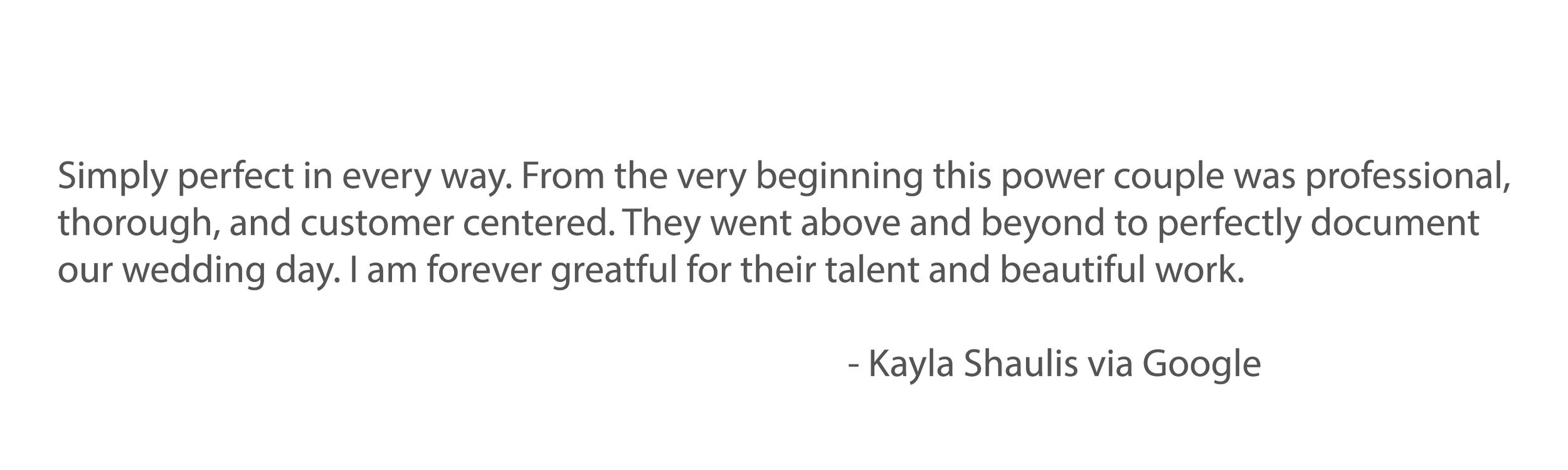 Kayla Review