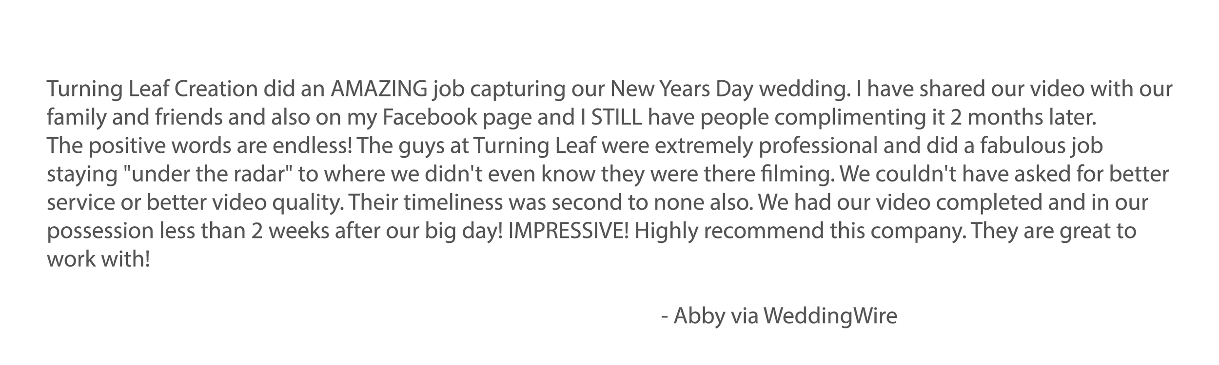 Abby Review