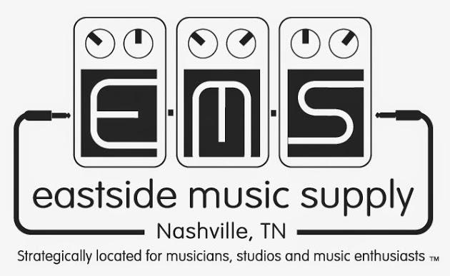 Eastside Music Supply - Address: 1006 Fatherland St #103, Nashville, TN 37206 - Phone: (904) 505-9830