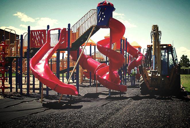 DOD EAFB || Playground Improvement