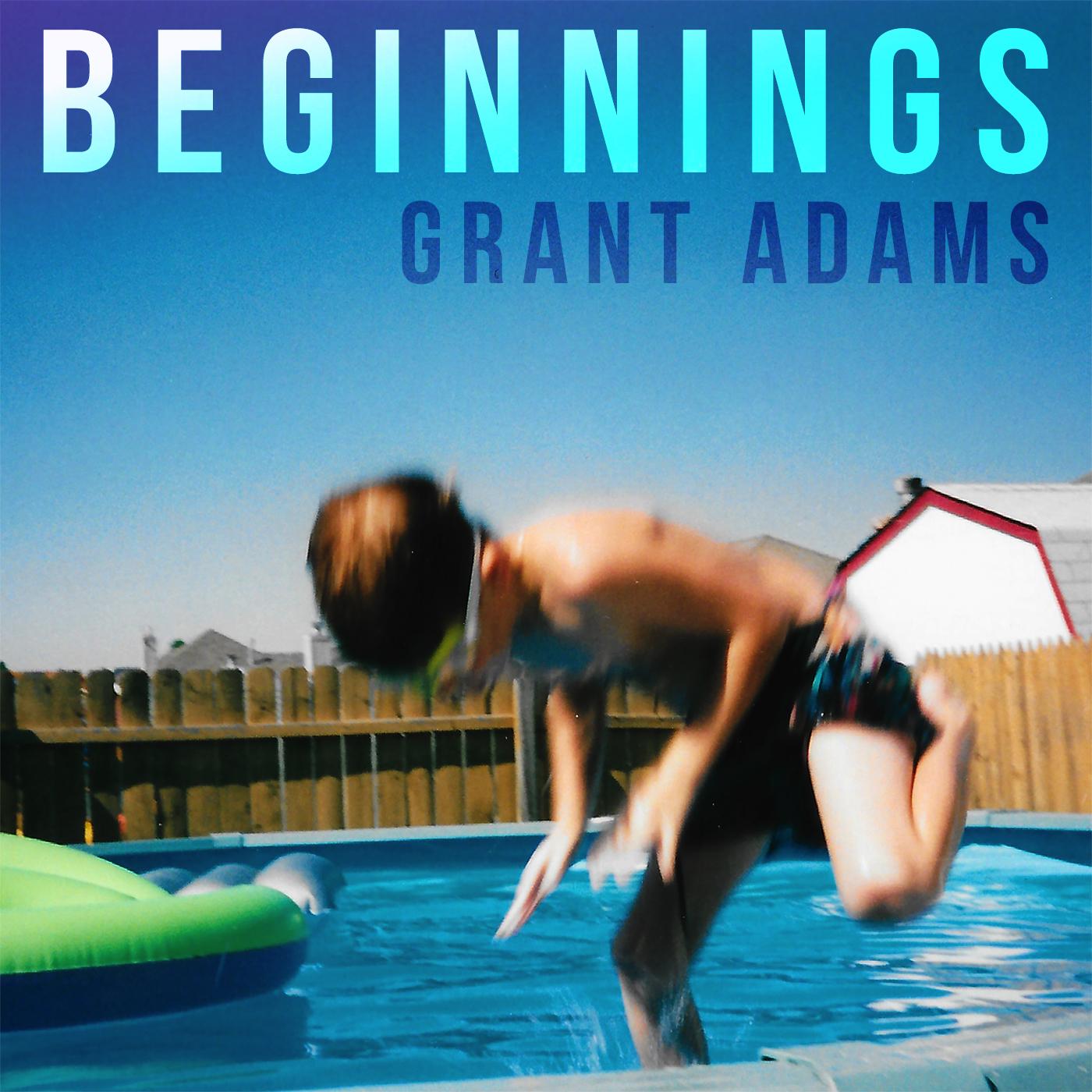 Beginnings Album Cover