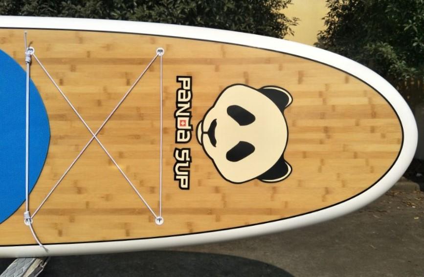 Bamboo Paddleboard