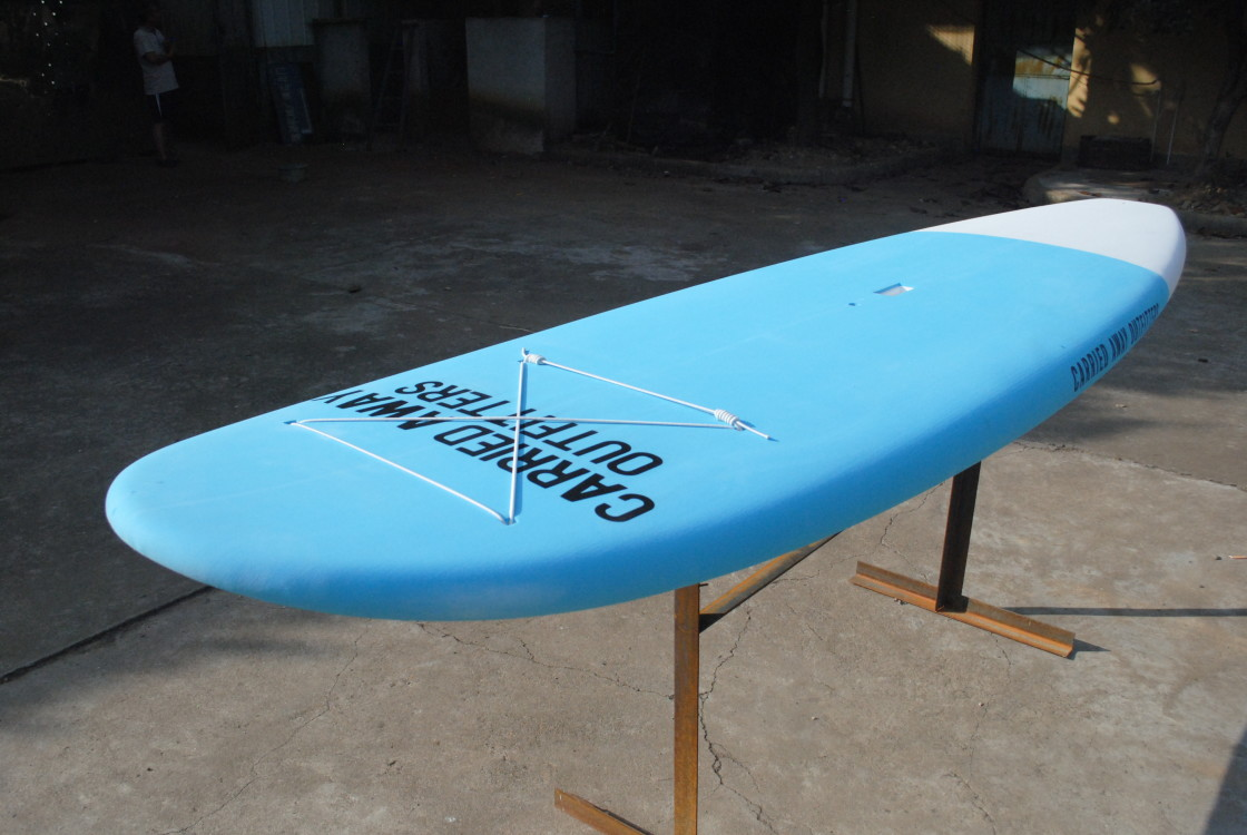 Carried Away Outfitters Paddleboard
