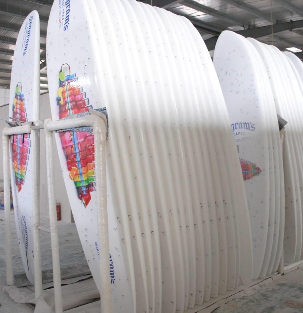 Seagrams Surfboards
