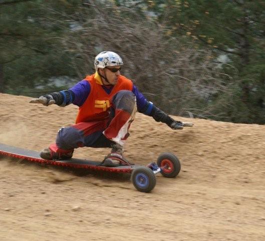 Mountainboarder
