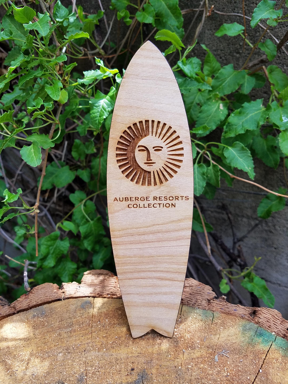 Auberge Resorts Surfboard
