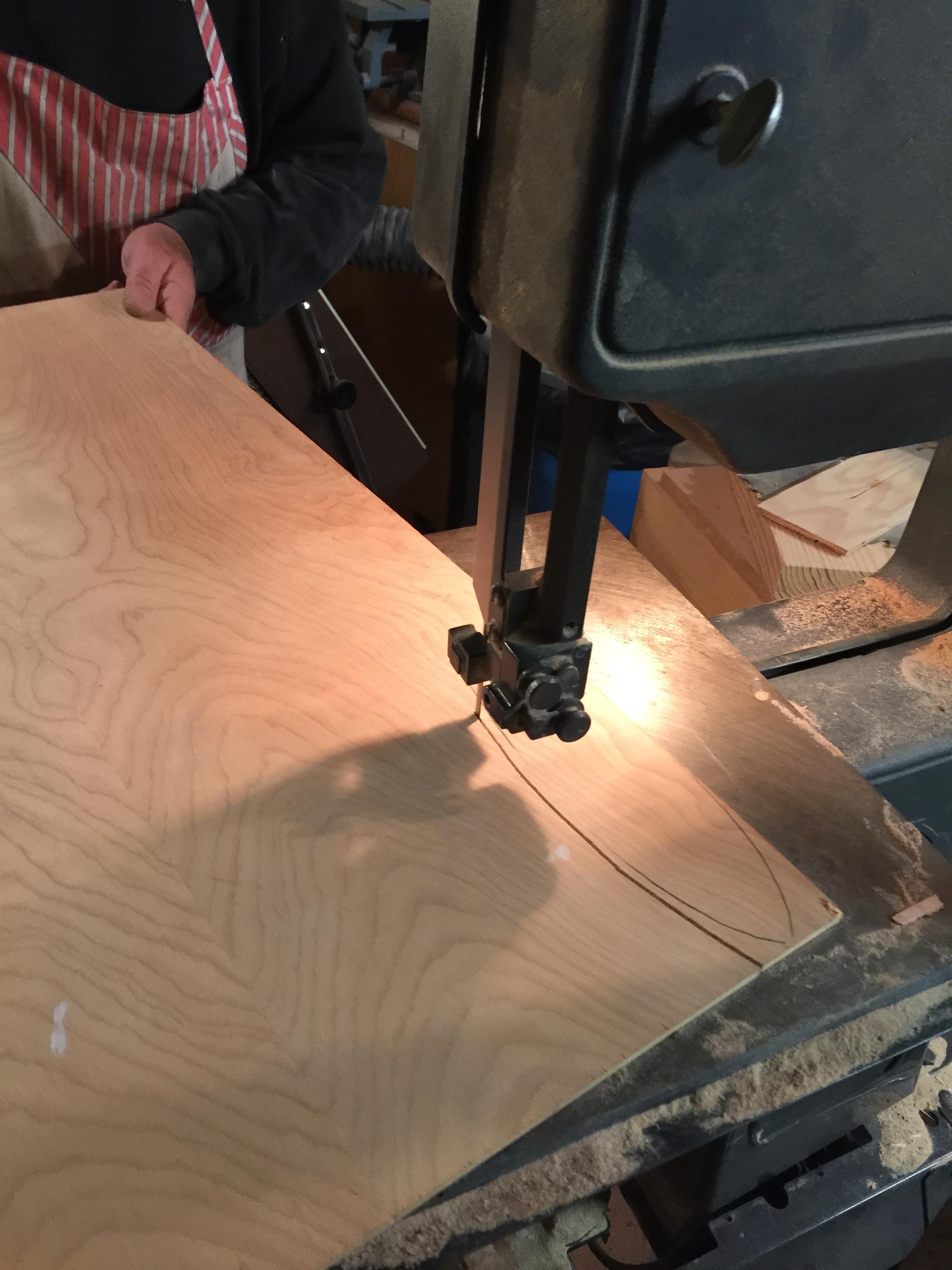 Precision Saw Cutting