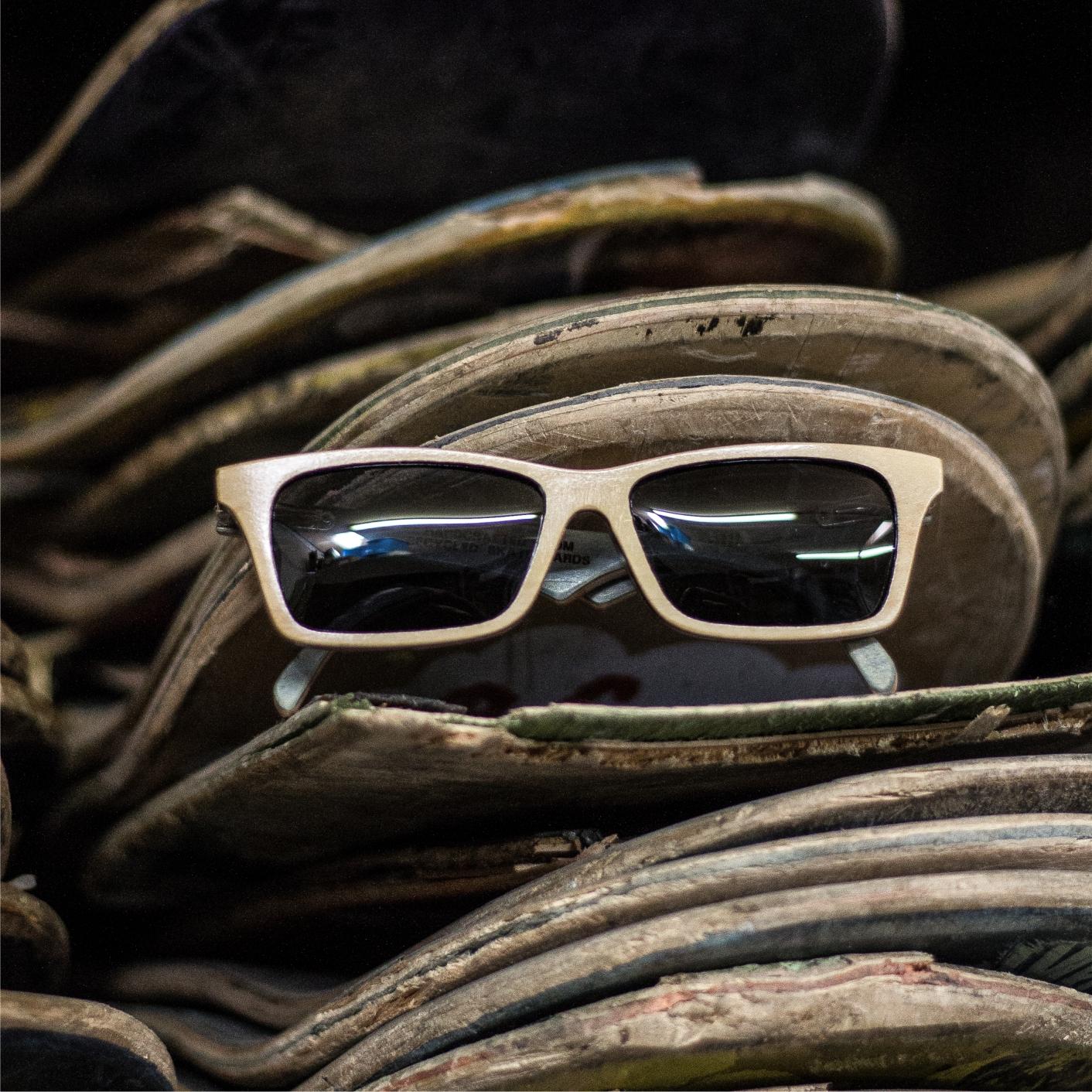 Woodrow SK8Glasses