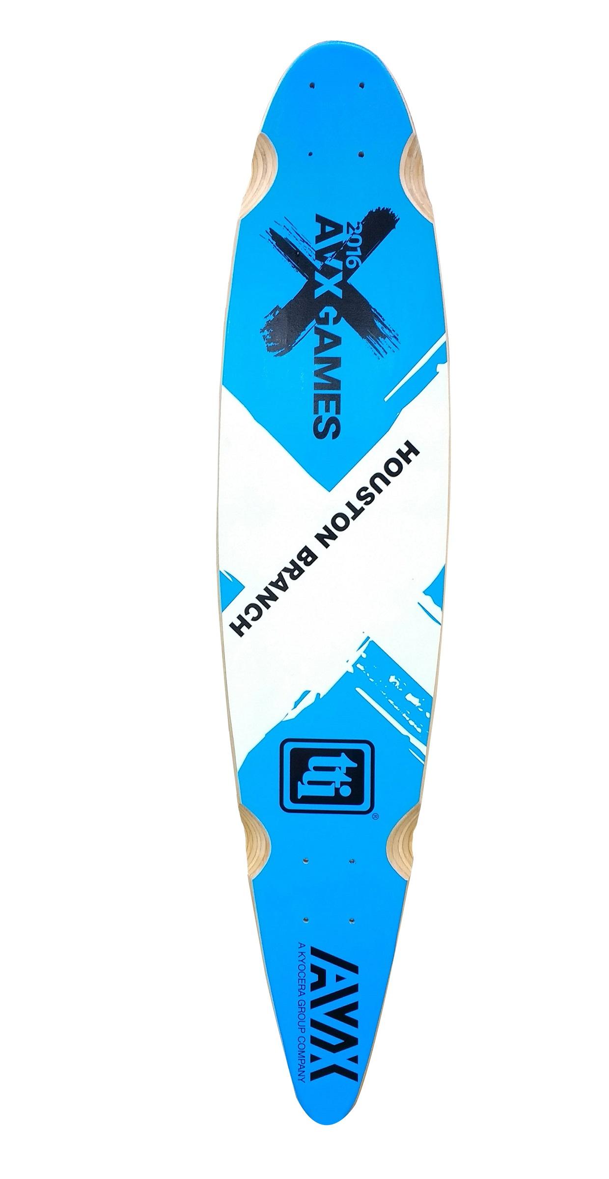 Promo Longboard Decks