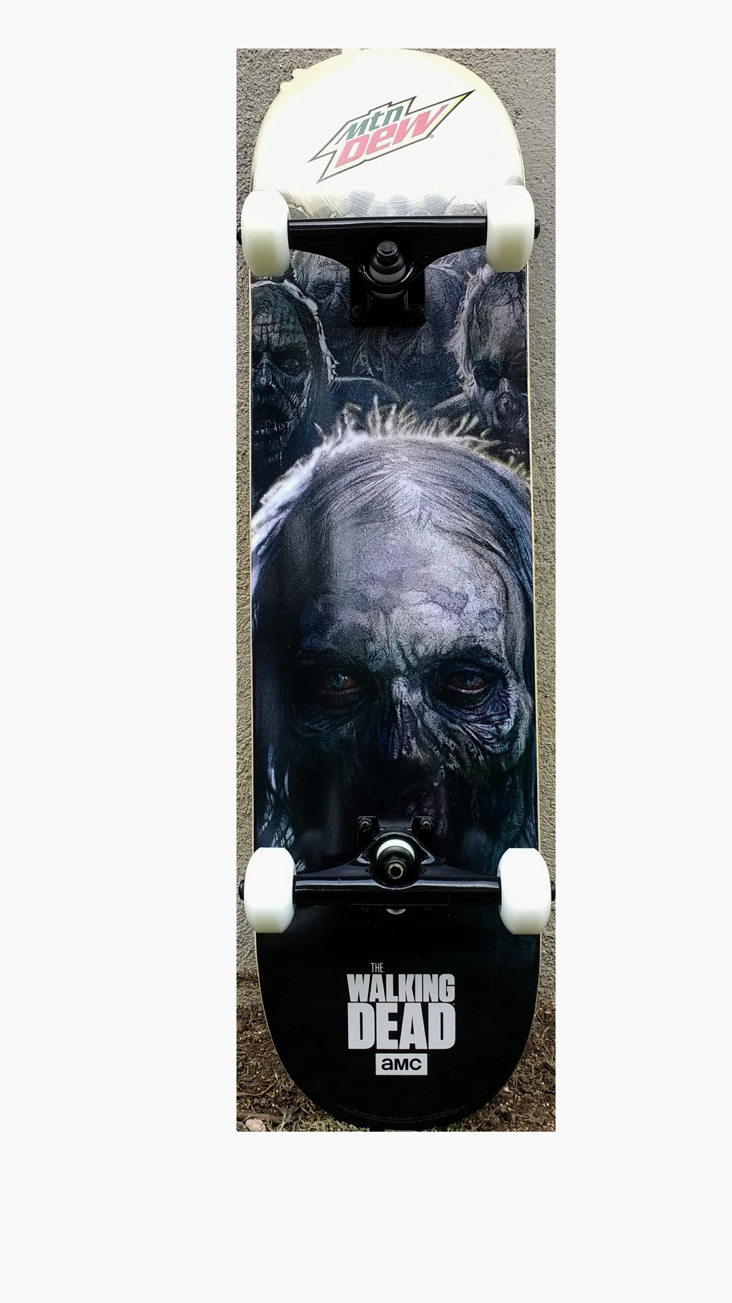 Promo Walking Dead Skateboards